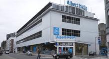 Albert Heijn Flagshipstore Antwerpen Boorvrije isolatiebevestiging