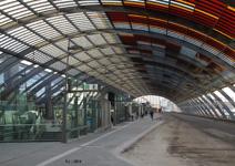 Busstation Amsterdam Centraal Tegelwerk natuursteen
