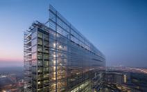 European Patent Office Rijswijk Tegelwerk