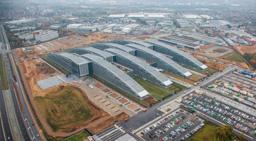 Hoofdkwartier NAVO Brussel Vloeren